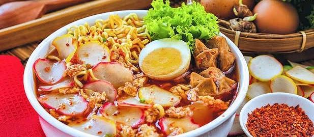 How To Make Seblak Indonesia Food Recipe Very Delicious Ahlinya Ahli