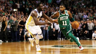 Kyrie Irving Attacks Draymond Green