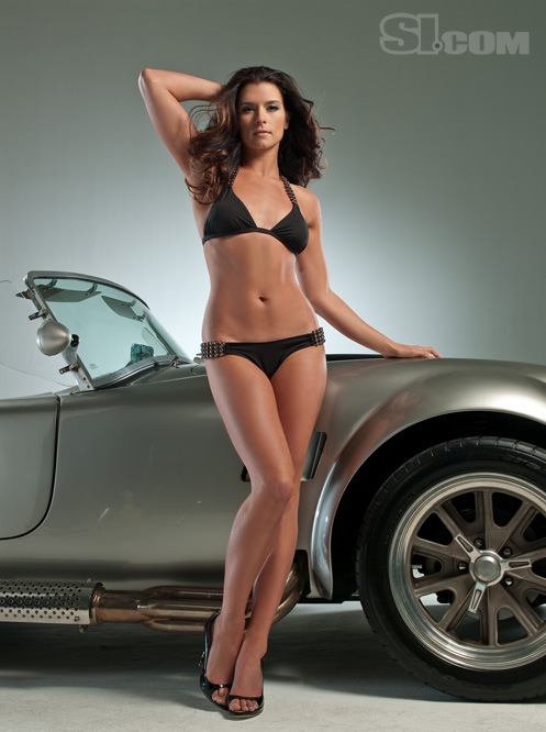 Celebrities Of 2012 Danica Patrick Bikini No Clothes