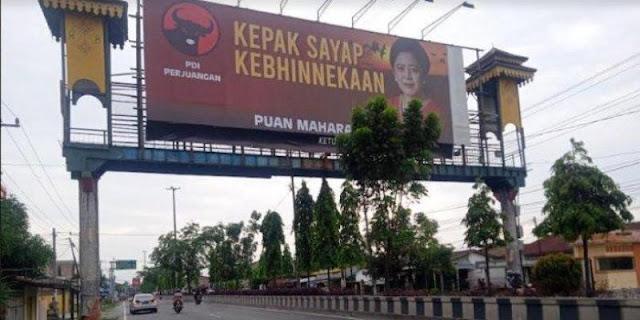 Gencar Pasang Baliho, Puan Maharani Buang Waktu untuk Popularitasnya tapi Kinerja Pengawasan Nihil