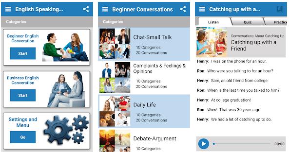 belajar bahasa inggris melalui hp android