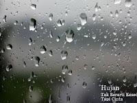 Hujan di Senja