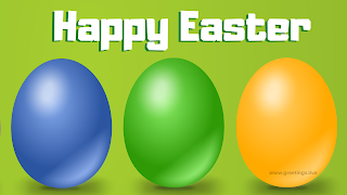 happy Easter images Easter eggs