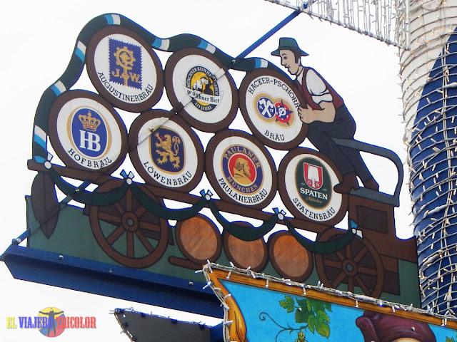 Casas cerveceras tradicionales de Munich
