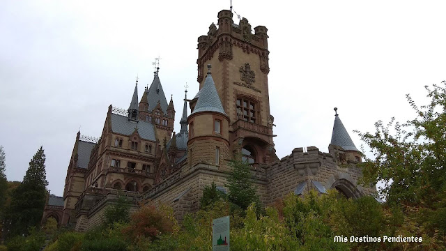 Castillo de Drachenburg (Königswinter, Alemania)