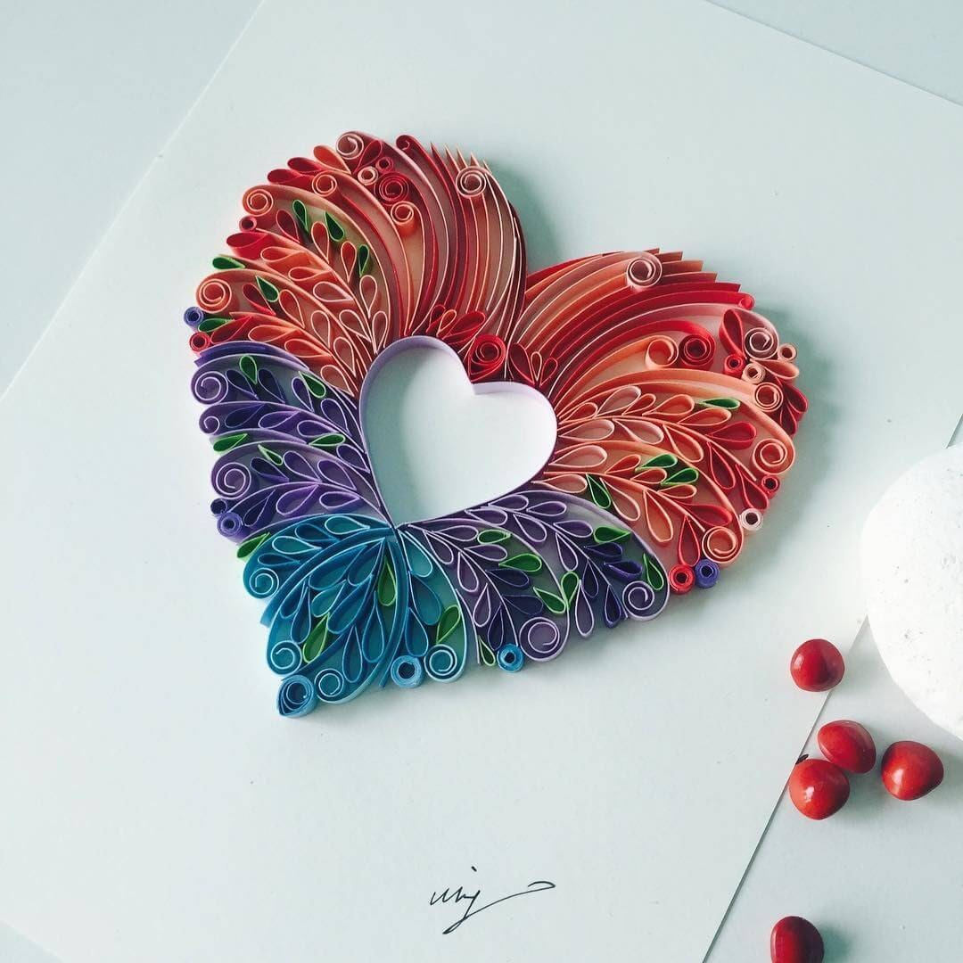 07-From-the-Bottom-of-my-Heart-Wing-Paper-Quilling-Art-Designs-www-designstack-co