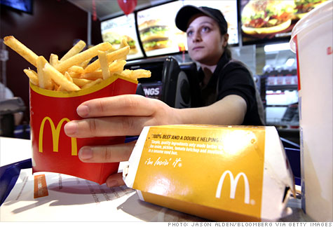 Positive Effects of Fast Food
