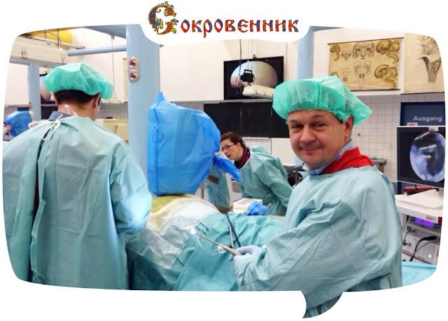 Этот хирург решил бесплатно оперировать тех, у кого нет средств на операцию. Люди должны знать украинского героя