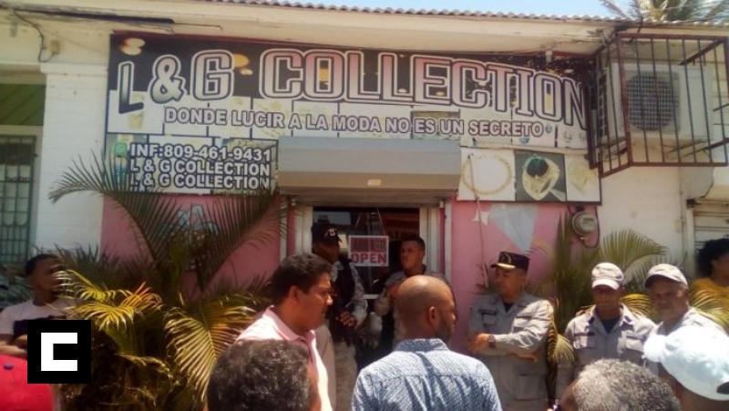 Realizan otro allanamiento en peluquería de Villa Vásquez