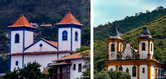 Igrejas de Sabará, Minas Gerais