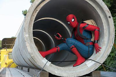 Una imagen de Spider-Man: Homecoming