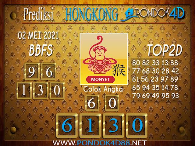 Prediksi Togel HONGKONG PONDOK4D 02 MEI 2021