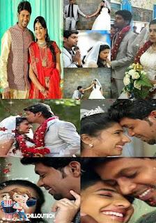 Saravanan Meenatchi Rio Sruthi  love and romance in Valentine day special video tamil