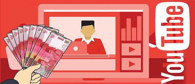 Cara Mendapatkan Uang dari Youtube Untuk Pemula