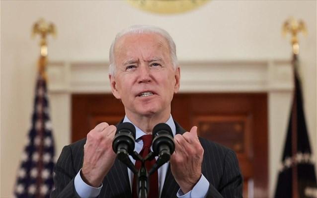 Μπάιντεν προς Γερουσία: Γρήγορη έγκριση του πακέτου των 1,9 τρισ. - «Δεν έχουμε χρόνο για χάσιμο»