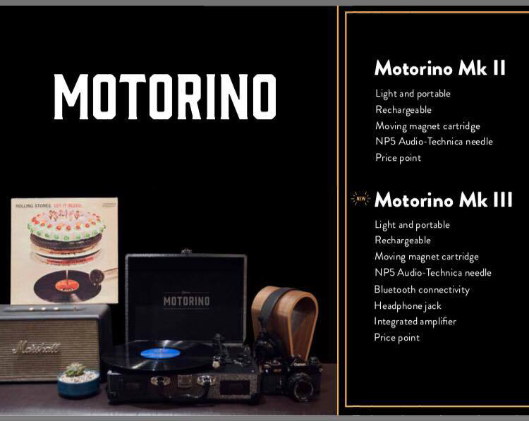 Motorino Mk. III features