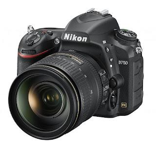 Kamera Nikon D750
