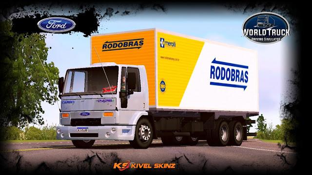 FORD CARGO - RODOBRAS (ROMEU E JULIETA)
