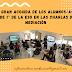 El equipo de convivencia y mediación escolar del IES Infanta Elena recibió a los alumnos de 1º de la ESO