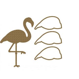 flamingo shaker