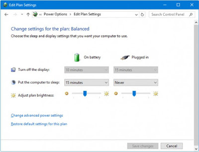 Cara Mengatur Kecerahan Layar Komputer Windows 10