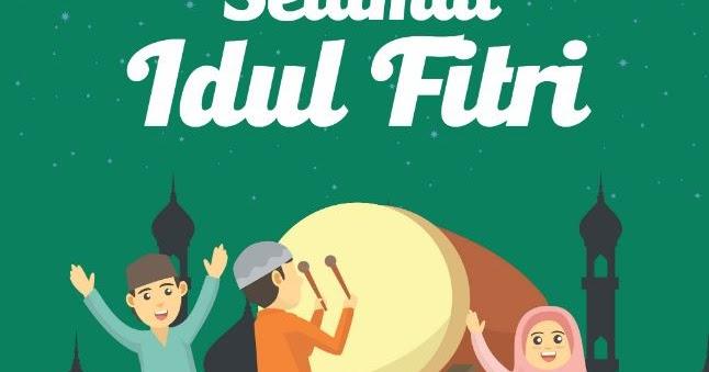 100 Pantun Ucapan Selamat Hari Raya Idul Fitri 2020