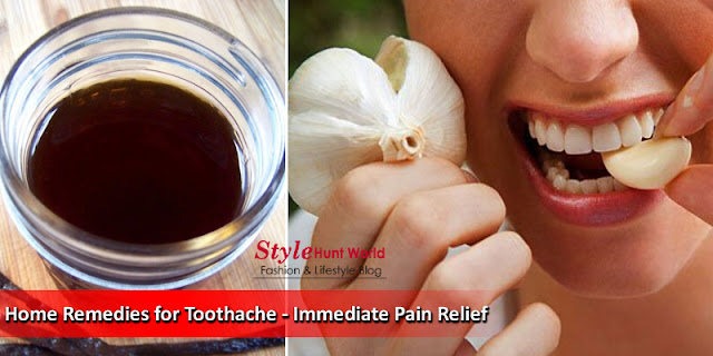 How To Get Rid Of Toothache - Immediate Pain Relief