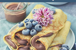 Crepes with Chocolate Pudding Recipes