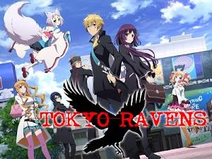 Tokyo Ravens: Todos los Capítulos (24/24) [MEGA - GOOGLE DRIVE] BD HDL