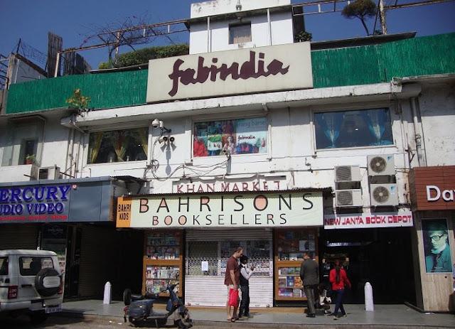 Khan Market, Best Places to Visit in Delhi