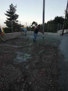Έτοιμο το τοιχίο στις Μαρκάτες 71902443 750304605431289 5586442100523663360 n