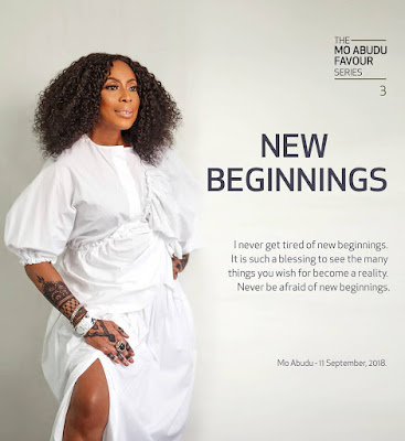 Mo Abudu favour series