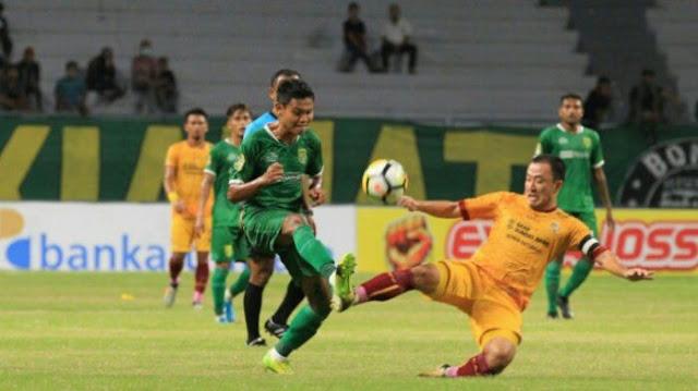 Persebaya vs Sriwijaya FC