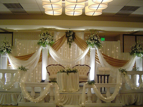 Rosemary Gold - Ellegant Wedding Package