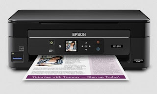 Epson Expression HOME XP-340 Driver Download And Setup