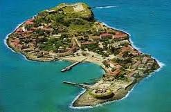 Gorée, une île  Sénégalaise chargée d'histoire : Tourisme, plage, histoire, maison, esclave, culture, vacance, LEUKSENEGAL, Dakar, Sénégal, Afrique, île, Gorée
