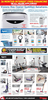 Visions Electronics Flyer Canada May 25 - 31, 2018