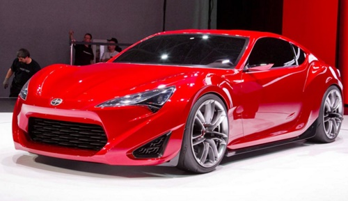 5 Awesome Features 2016 Scion FR-S