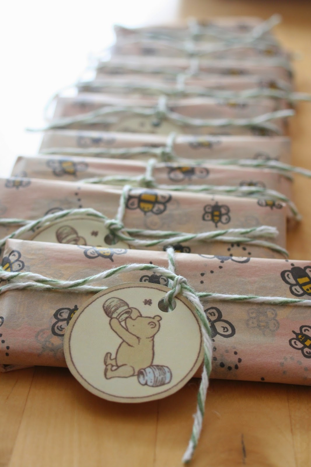 Winnie The Pooh Baby Shower Jolly Happy