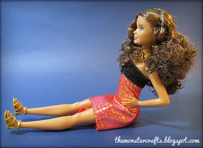 Barbie fashionista doll review