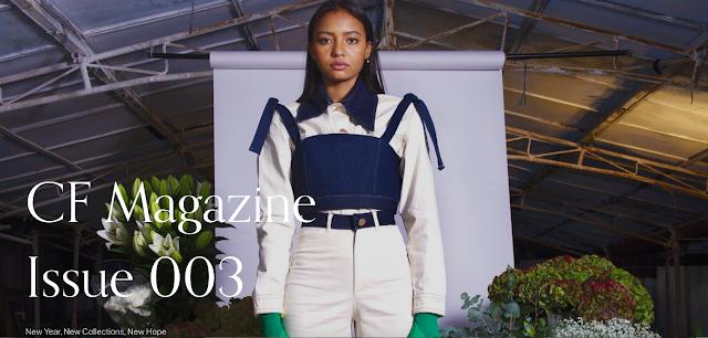 Contemporary Fashion Magazine