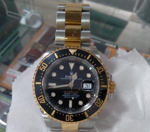 Polícia Civil recupera relógio de luxo no valor de 120 mil que funcionária teria subtraído no RN