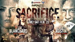 IMPACT Wrestling Sacrifice Review