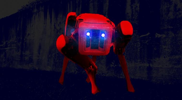 Se prepare o cão robô vai te pegar, esse não é seu amigo fiel