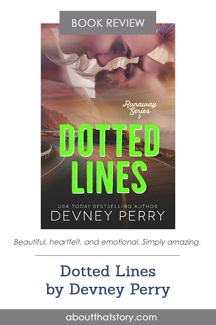 Book Review: Dotted Lines by Devney Perry | About That Story