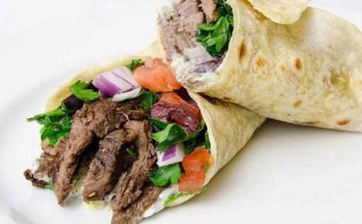 Shawarma Kuliner Khas Arab