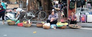 Old Quarter de Hanoi.