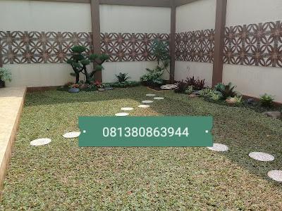 Harga pembuatan taman minimalis