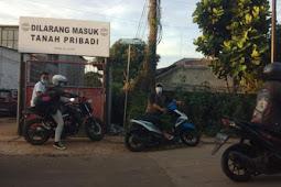 Arief Wismansyah Bongkar Pagar Tembok Buntut Sengketa Lahan di Tajur Ciledug
