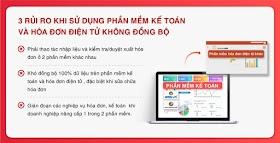 Có nên đồng bộ hóa đơn điện tử với phần mềm kế toán của cùng một nhà cung cấp?